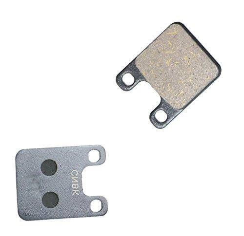 CNBK Rear Disc Brake Pads Semi Met fit for BETA Dirt Bike R125 R 125 4T Mini Cross 1 Pair2 Pads