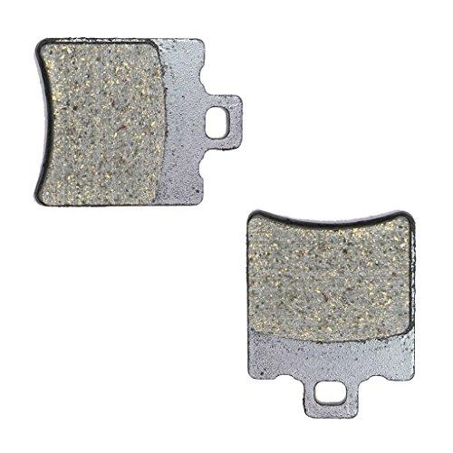 CNBK Rear Disc Brake Pads Semi Metallic for BETA Dirt Bike 240 Alp 96up 1996up 1 Pair2 Pads