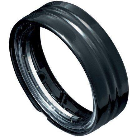 Kuryakyn LED Halo Trim Ring - 7 Black