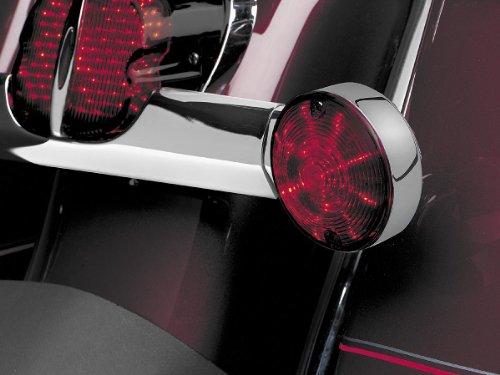 Kuryakyn LED Rear Turn Signal Conversion - Flat Style - Red
