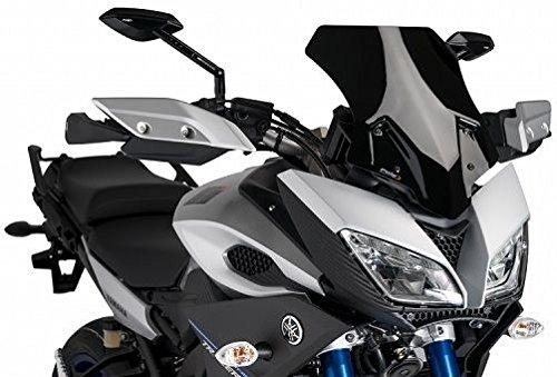 Puig Racing Screen 2015 Yamaha MT-09 Tracer Black  7645N