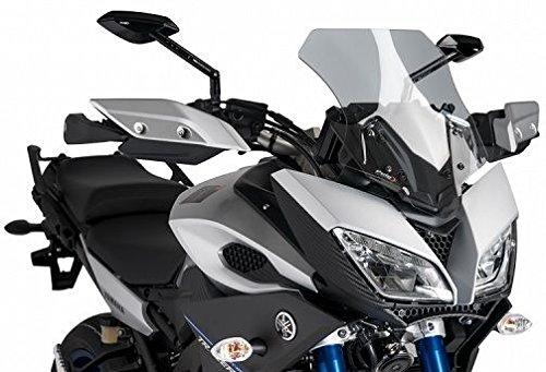 Puig Racing Screen 2015 Yamaha MT-09 Tracer Light Smoke  7645H