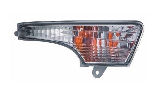 Nissan Altima Sedan 13 Parking Signal Light Assembly RH USA Passenger Side CAPA