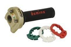 Domino XM2 Quick Turn Throttle System Gold Yamaha R6 08-14 542796go