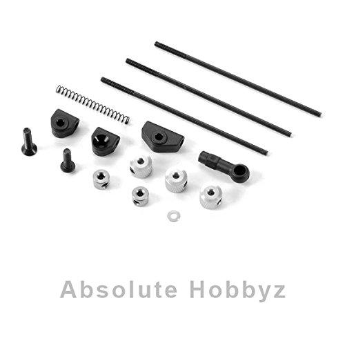 XRAY XB8 Brake  Throttle System Set