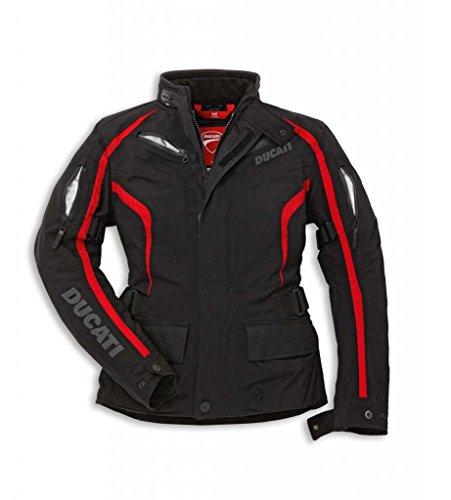 Ducati 981023005 Tour Womens Textile Riding Jacket - Large