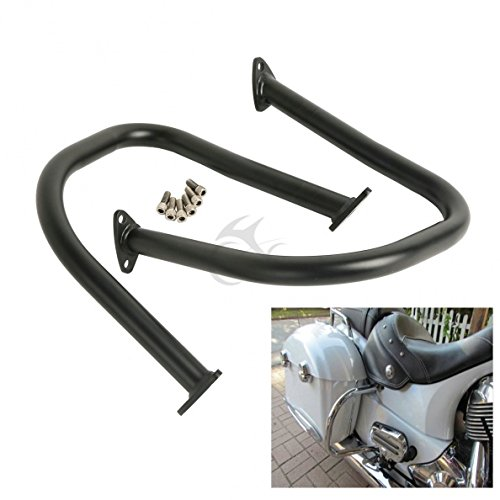TCMT Rear Engine Guard Highway Bar For Indian Roadmaster Chieftain 2014 2015 2016 2017 2018