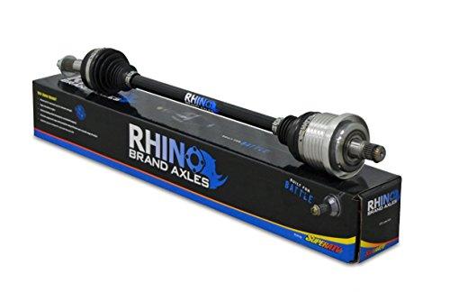 SuperATV Rhino Brand Can-Am Maverick Standard  Turbo Stock Length FRONT RIGHT CV Axle 7-32-FR-0-BT