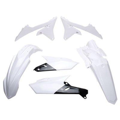 Acerbis Replica Plastic Kit White for Yamaha YZ450FX 2016-2018