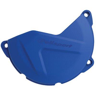 Polisport Clutch Cover Protection 98 YZ Blue for Yamaha YZ450FX 2016-2018