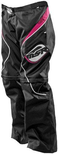 MSR Racing Gem OTB Womens Off-Road Motorcycle Pants - BlackPink  Size 8