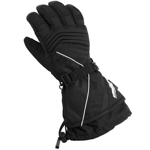 Castle X Racewear CR2 Mens Snowmobile Gloves Black 3XL