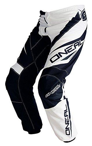 ONeal Mens Element Racewear Pant BlackWhite Size 44
