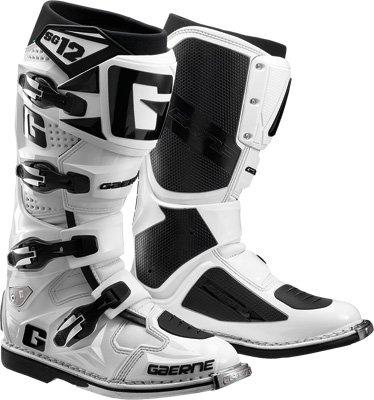 Gaerne SG-12 Boots Distinct Name White Gender MensUnisex Size 11 Primary Color White 2174-004-011