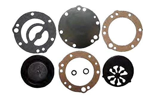 Mikuni SM-07075 Diaphragm and Gasket Set for Keihin Carburetors