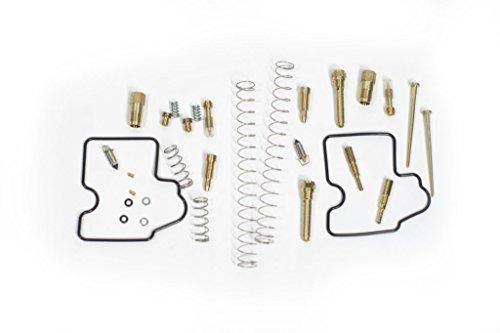 2002-2009 Kawasaki KVF650 Race-Driven Carburetor Repair Kit Rebuild Carb Kit