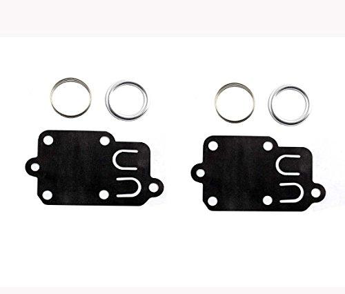 XtremeAmazing 2 Pcs Carburetor Carb Kit For Briggs Stratton 270026 5021 5021B 5021D 5021H