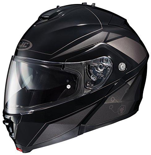 HJC IS-MAX II Elemental Modular Motorcycle Helmet MC-5 Large