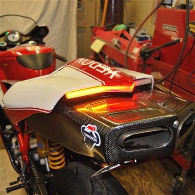Ducati 749 Fender Eliminator Kit - New Rage Cycles