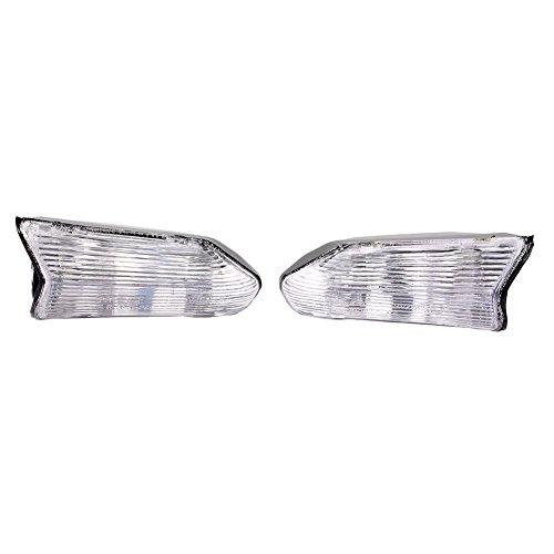 GZYF For DUCATI 749 999 Multistrada Rear Turn Signals Indicator Blinker Lens Cover