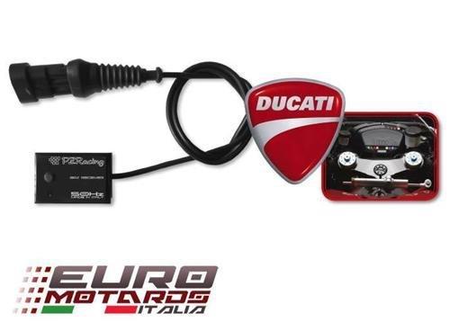 PZRacing DesmoTronic 50Hz Lap Timer Plug Play For Ducati 749 999 848 1098 1198
