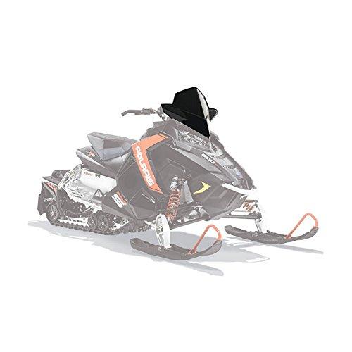 Genuine Pure Polaris Snowmobile AXYS Mid Windshield Black pt 2880390