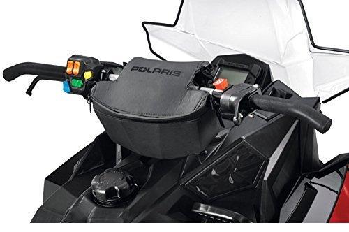 Genuine Pure Polaris Snowmobile AXYS Pro-Fit Handlebar Bag pt 2880443