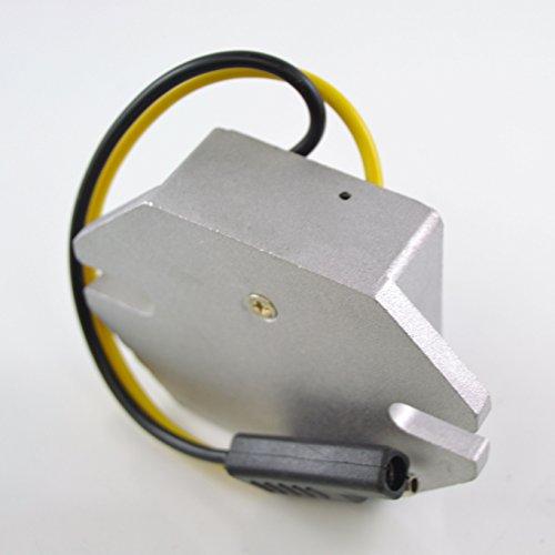 Voltage Regulator Rectifier For Polaris Snowmobile Manual Start 340 400 440 500 550 600 700 800 2000-2015OEM Repl 4010301 4010793