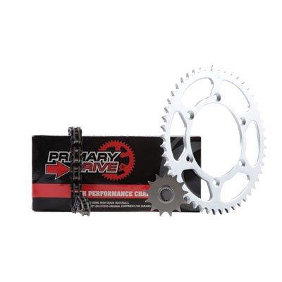 Primary Drive Steel Kit O-Ring Chain for Kawasaki LAKOTA 300 1995-2003