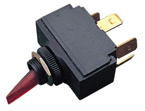 Sea Dog 420113-1 Illuminating Toggle Switch OnOffOn