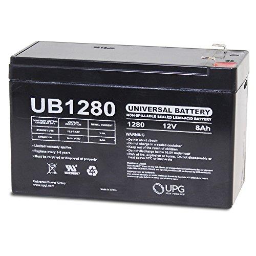 UPG D5779 Sealed Lead Acid Batteries