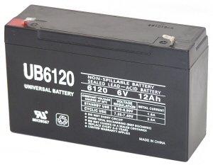 UPG UB6120 Sealed Lead Acid Batteries