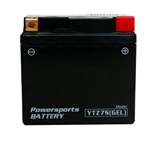 YTZ7S 12v GEL Non-Spillable Activated Scooter Battery fits HONDA Metropolitan Ruckus Elite Aero PCX125 PCX150