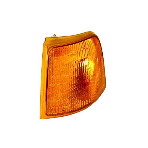 CarPartsDepot 93-97 Ford Ranger Driver Turn Signal Lamp Lens Hsg FO2520118 For F37Z13201A Left