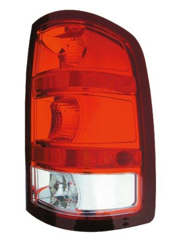 07-09 GMC SIERRASIERRA 1500 HYBRID Right Passenger Rear Tail Light Lamp