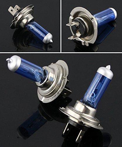 Yamaha YZF R1 04 05 06 2004-2006 H7 Xenon HID Super Hyper Blue White Headlight Bulb Bulbs