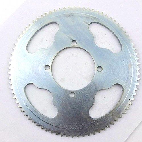 TC-Motor 25H 54mm 80 Tooth Rear Chain Sprocket 47cc 49cc Mini ATV Scooter Pocket Bike Goped
