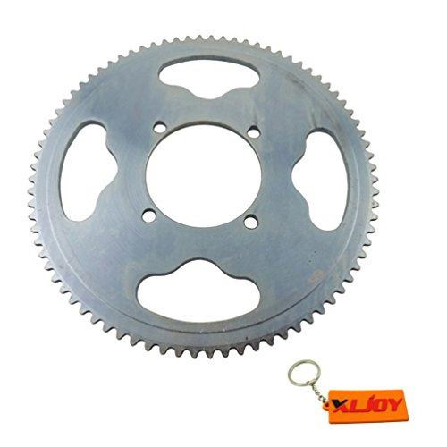 XLJOY Pocket Bike Rear Chain Sprocket 25H 80T 54mm for 47cc 49cc Mini Moto Dirt Bike