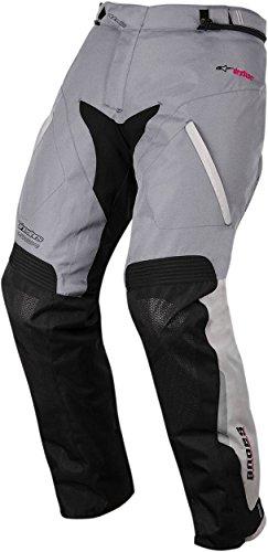 Alpinestars Andes Drystar Waterproof Textile Pants 2013 Grey Black MMedium