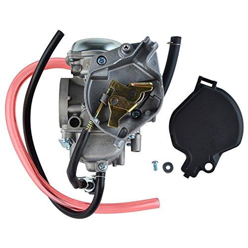 NICECNC CarburetorCarb for KAWASAKI ATV KVF360 PRAIRIE 360 2X4 2003-2007Replaces 15003-1686