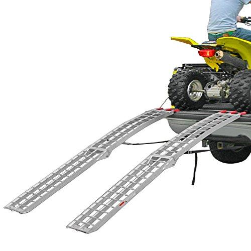 Black Widow AFL-9012-2 Ramp Folding Duel ATV Runner 2 Pack