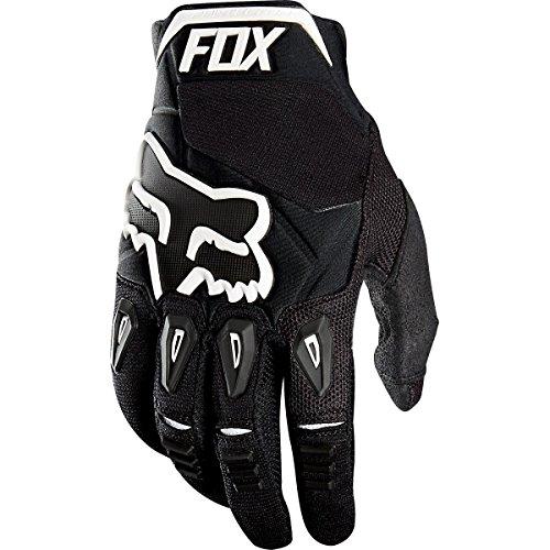 Fox Racing Pawtector Race Men's Mx Motorcycle Gloves - Black / Medium