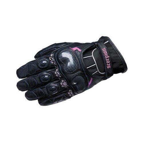 Scorpion Womens Exo Fiore-short Motorcycle Glove Pink