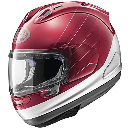 Arai Corsair X Helmet - CB Medium REDSilver