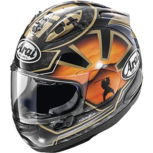 Arai Corsair X Helmet - Dani Samurai 2 Medium Black