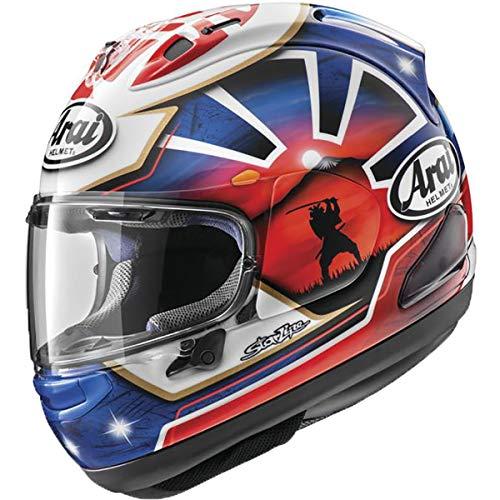 Arai Corsair X Helmet - Dani Samurai 2 Medium Blue