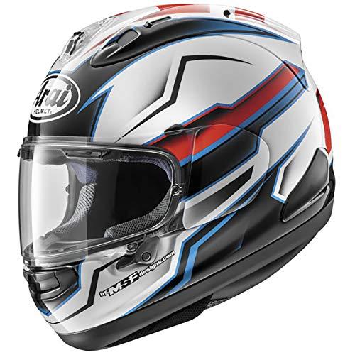 Arai Corsair X Helmet - Scope Medium White