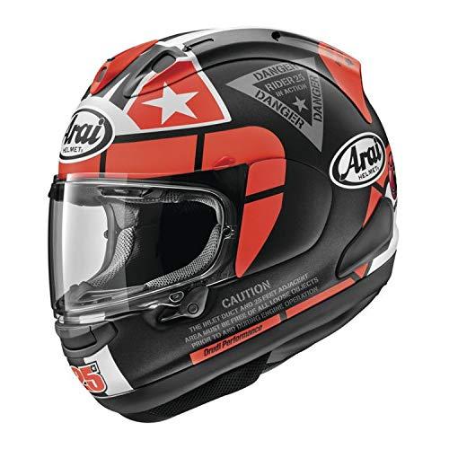 Arai Corsair X Helmet - Vinales 2018 Medium BlackRED
