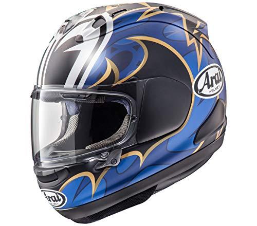 Arai Corsair-X Nakasuga-2 Helmet Snell 2020 Blue Frost  XX-Large