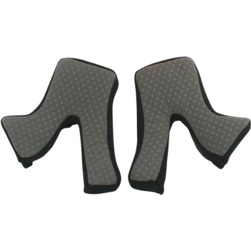 AFX Helmet Cheek Pads for FX-41DS - Black - Sm 0134-1517